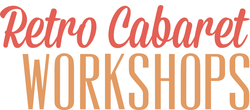 Coney Bow Retro Cabaret workshops